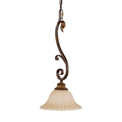Feiss P1097ATS The Sonoma Valley Collection Pendant - Mini