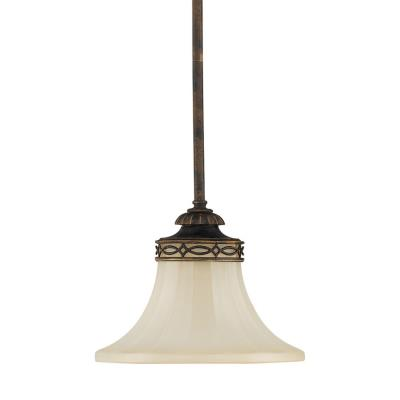 Feiss P1114WAL Drawing Room CollectionMini Pendant