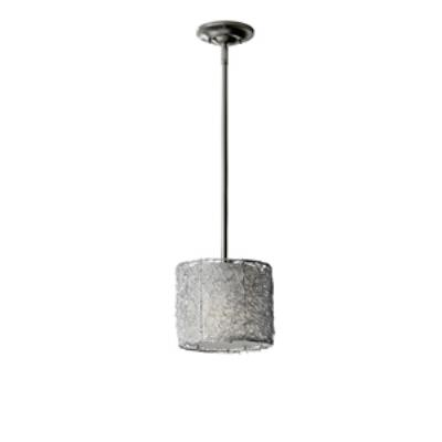 Feiss P1250BS Wired - One Light Mini-Pendant
