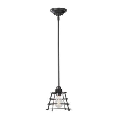 Feiss P1252DBZ Urban Renewal - One Light Pendant