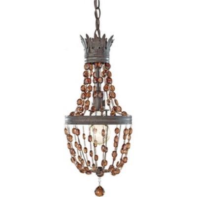 Feiss P1277RI Marcia - One Light Mini Pendant