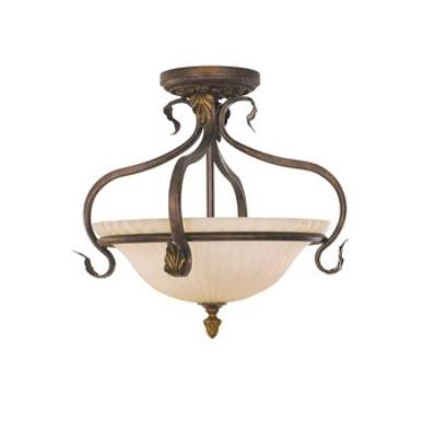 Feiss SF215ATS The Sonoma Valley Collection Semi-Flush