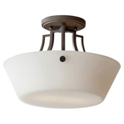 Feiss SF306CI Weston - Two Light Semi-Flush Mount