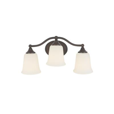 Feiss VS10503-ORB Claridge - Three Light Bath Vanity