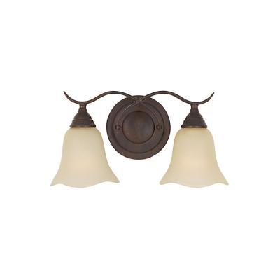 Feiss VS10602-GBZ Morningside - Two Light Bath Vanity
