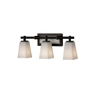 Feiss VS16603-ORB Clayton - Three Light Vanity Strip