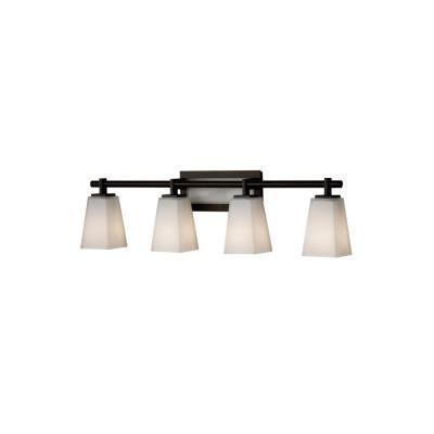 Feiss VS16604-ORB Clayton - Four Light Vanity Strip