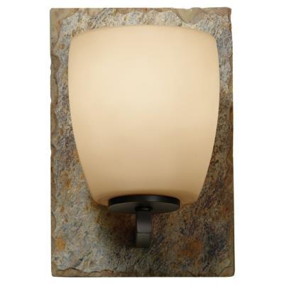 Feiss VS19201-ORB/RSL Quarry - One Light Bath Vanity Strip