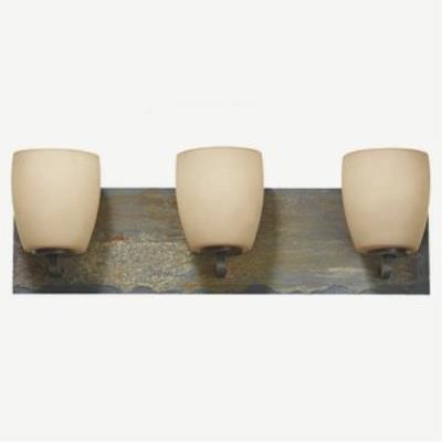 Feiss VS19203-ORB/RSL Quarry - Three Light Bath Vanity Strip