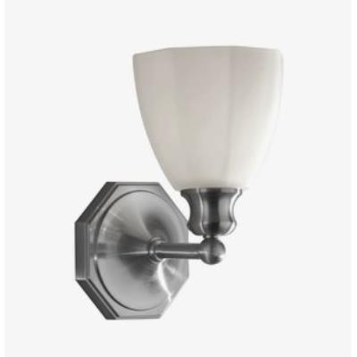 Feiss VS23001-BS Nella - One Light Wall Sconce