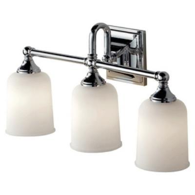 Feiss VS27003-CH Harvard - Three Light Bath Bar