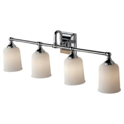 Feiss VS27004-CH Harvard - Four Light Bath Bar