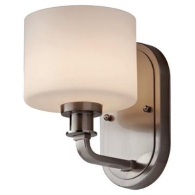 Feiss VS29001-BS Kincaid - One Light Bath Bar