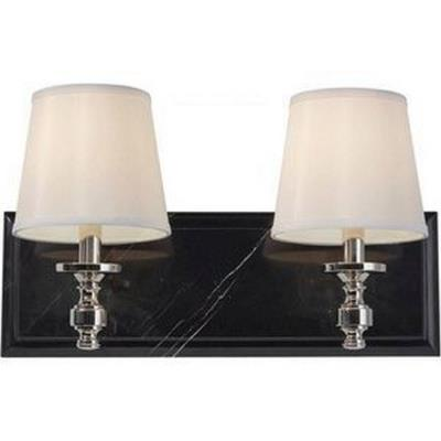 Feiss VS34002-PN Carrollton - Two Light Bath Vanity