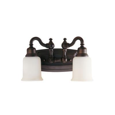 Feiss VS8002-ORB Two Light Vanity Strip