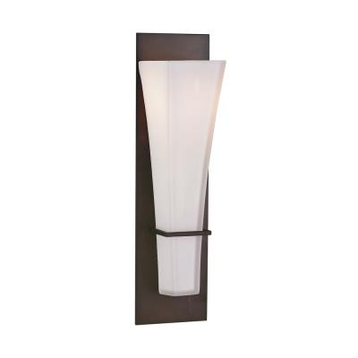 Feiss WB1220ORB Boulevard 1 Light Wall Sconce