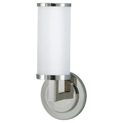 Feiss WB1323PN Industrial Revolution - 1 Light Wall Sconce