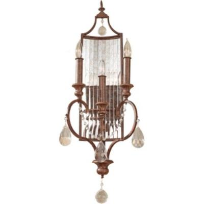 Feiss WB1448MBZ Gianna Scuro - Three Light Wall Sconce