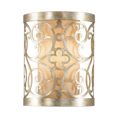 Feiss WB1485SLP Arabesque - One Light Wall Bracket