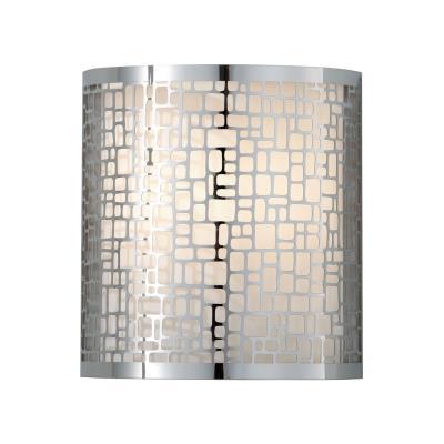 Feiss WB1564CH Joplin - One Light Wall Sconce