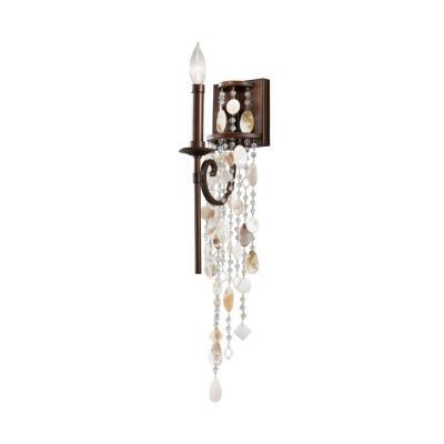Feiss WB1570HTBZ Cascade - One Light Wall Sconce