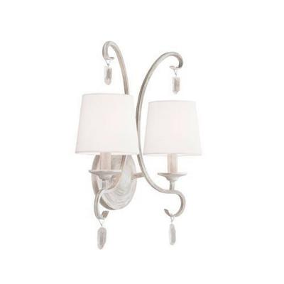 Feiss WB1721 Caprice - Two Light Wall Sconce