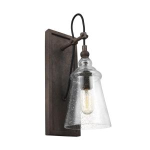 Loras - One Light Wall Sconce