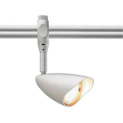 Nora Lighting NRS11-102S Argon Swivel - One Light Sloped Conical Track Head