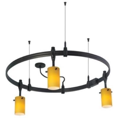 Nora Lighting NRS29-C204BZAM Accessory - 2' Circle Rail Kit