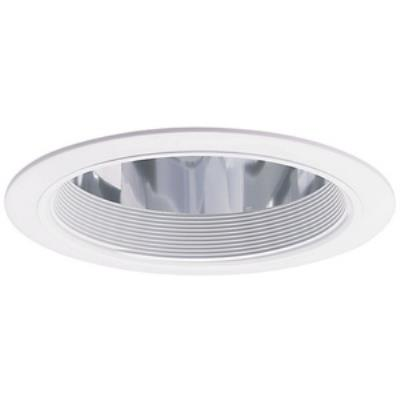 "Nora Lighting NTA-730W/PL Accessory - 6"" Reflector with Baffle and Flange"