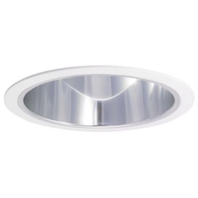"""Nora Lighting NTA-97 Accessory - 6"""" Cone Reflector with Ring"""
