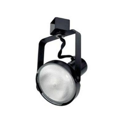 Nora Lighting NTH-147B One Light Front Loading Gimbal Ring Track Head