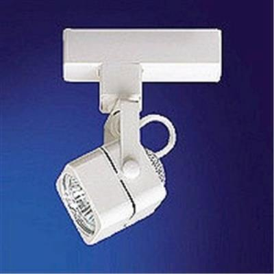 Nora Lighting NTL-2202W Cube - One Light Track Head