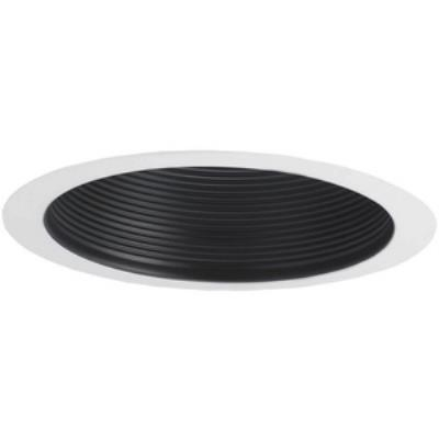 """Nora Lighting NTM-713BAL Accessory - 6"""" Air-Tight Baffle Cone with Flange"""