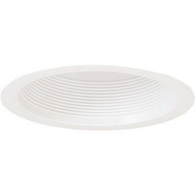 "Nora Lighting NTM-713W/PL Accessory - 6"" Air-Tight Baffle Cone with Flange"
