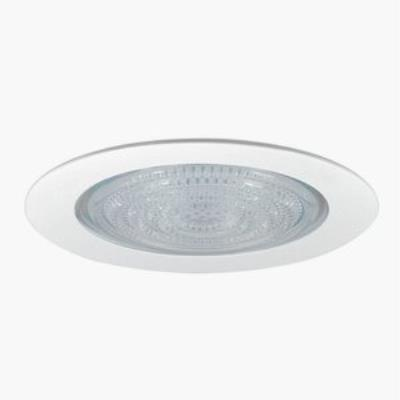 """Nora Lighting NTS-4223W Accessory - 4"""" Shower Trim with Cone Reflector"""