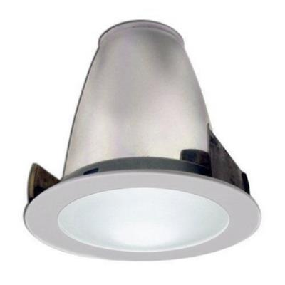 "Nora Lighting NTS-4225W Accessory - 4"" Cone Reflector Wall Wash Trim"