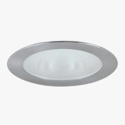 "Nora Lighting NTS-4226N Accessory - 4"" Dome Shower Trim with Cone Reflector"