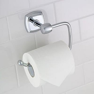 Norwell Lighting 3445 Soft Square - Euro Toilet Tissue Towel Holder