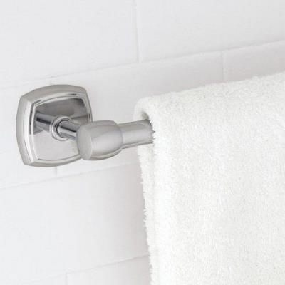 "Norwell Lighting 3446 Soft Square - 24"" Towel Bar"