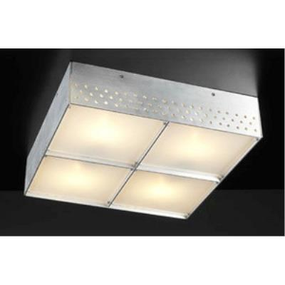 PLC Lighting 1178/CFL Aeon - Four Light Flush Mount