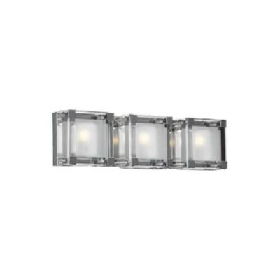 PLC Lighting 18143 Corteo - Three Light Bath Vanity