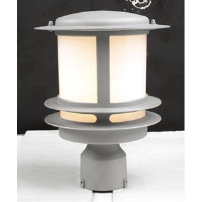 PLC Lighting 1896/CFL Tusk - One Light Outdoor Post Mount