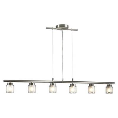 PLC Lighting 21086 Julius - Six Light Pendant
