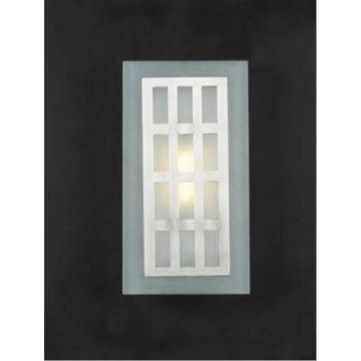 PLC Lighting 2308/CFL Soho-I - One Light Wall Sconce
