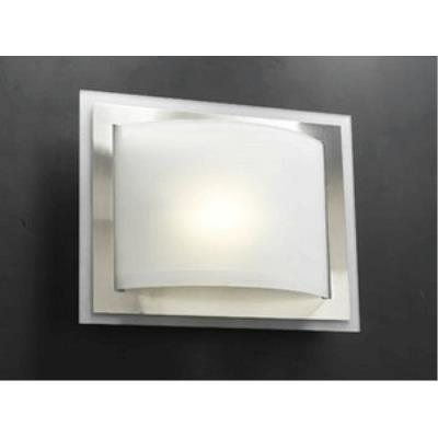 PLC Lighting 2326/CFL Sisal - Two Light Wall Sconce