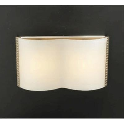 PLC Lighting 2337/CFL Nadia - Two Light Wall Sconce
