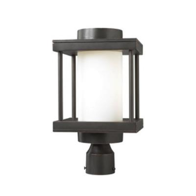 PLC Lighting 31875 Catalina - One Light Outdoor Post Lantern