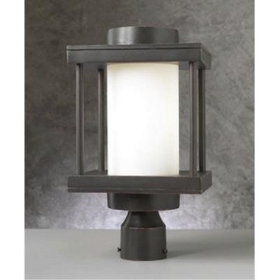 PLC Lighting 31875/CFL Catalina - One Light Outdoor Post Mount