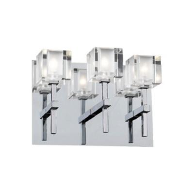 PLC Lighting 36654 D'Oro - Three Light Wall Sconce